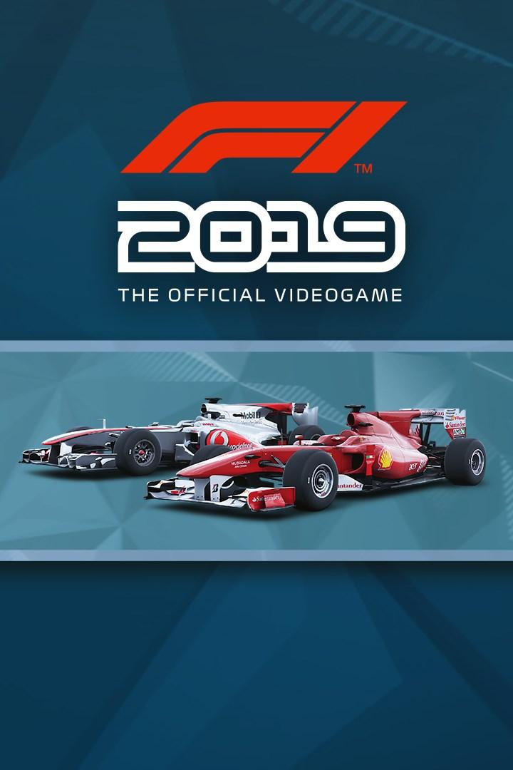 Buy F1 2019 Anniversary Edition Dlc Pack Microsoft Store