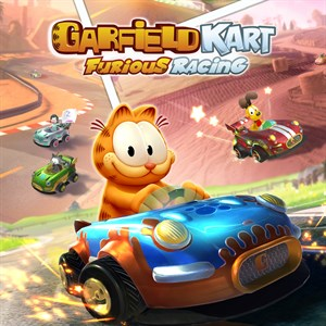 Garfield Kart Furious Racing Xbox One