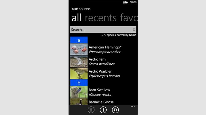 Get Bird Sounds Free - Microsoft Store