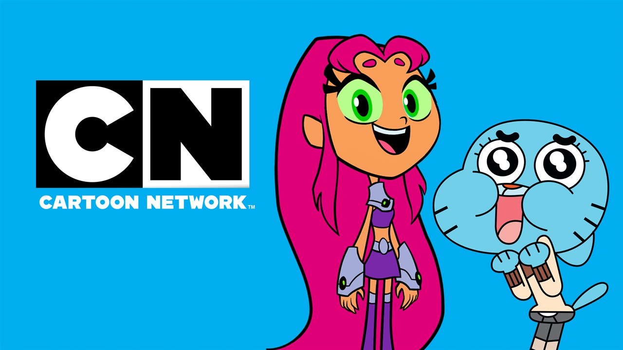 Cartoon network shows