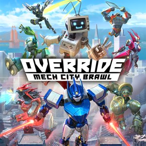 Override: Mech City Brawl Xbox One