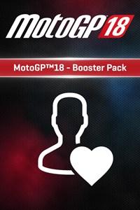 Carátula del juego MotoGP18 - Booster Pack