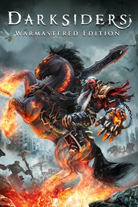 Carátula del juego Darksiders Warmastered Edition