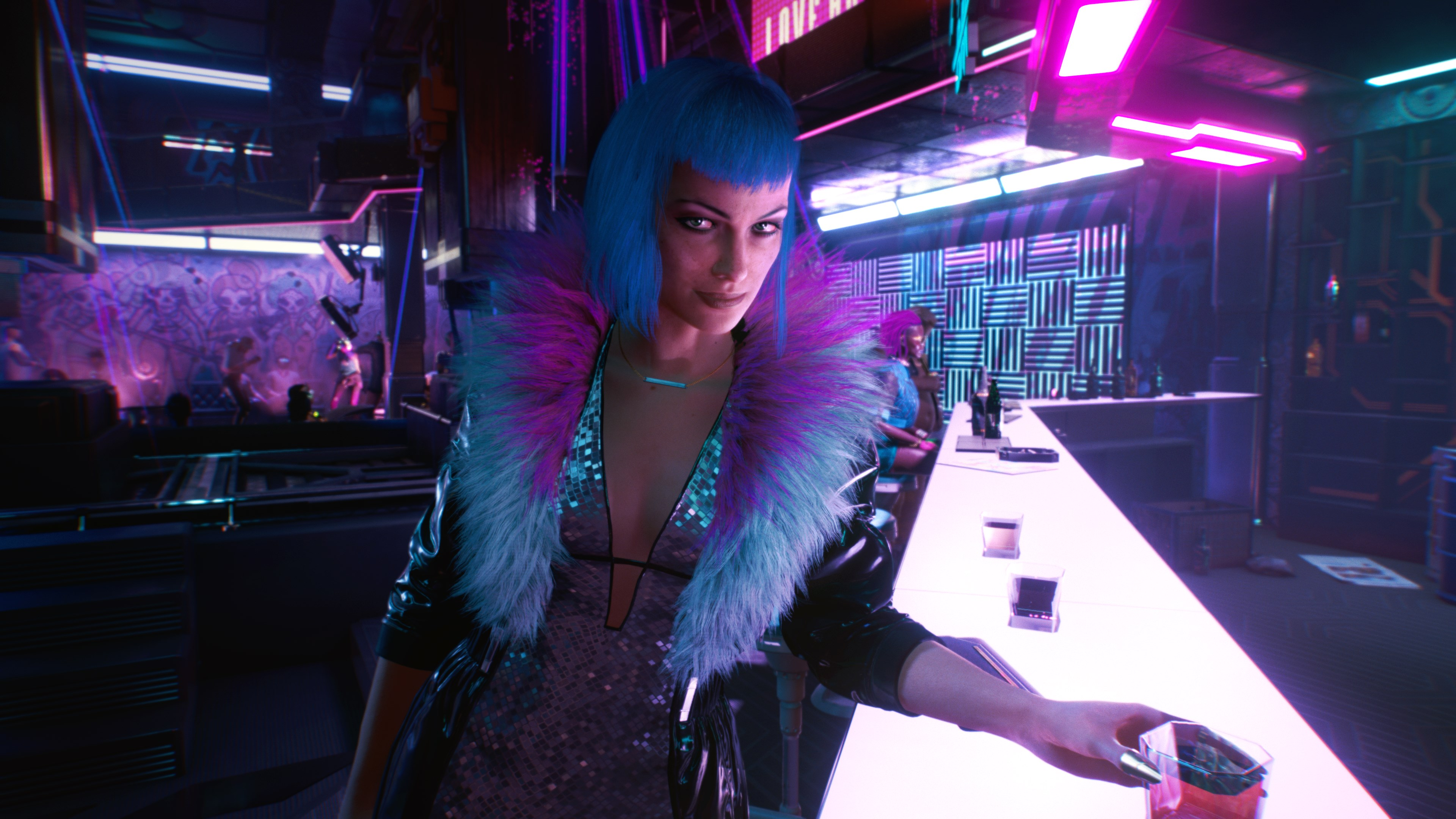Скриншот №14 к Cyberpunk 2077
