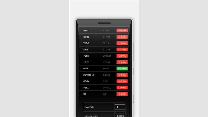 Buy Finance Toolbar - Microsoft Store