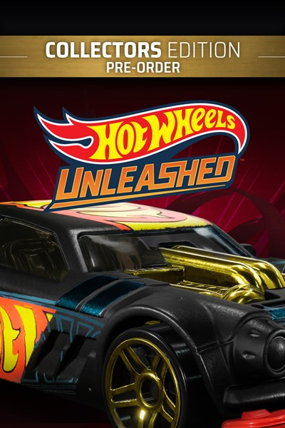 HOT WHEELS UNLEASHED™ - Collectors Edition - Xbox Series X|S - Pre-order