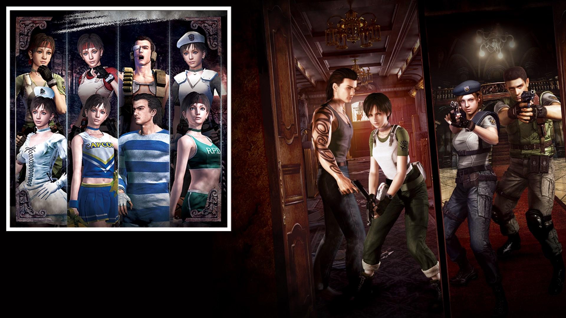 Buy Resident Evil: Deluxe Origins Bundle - Microsoft Store en-CA