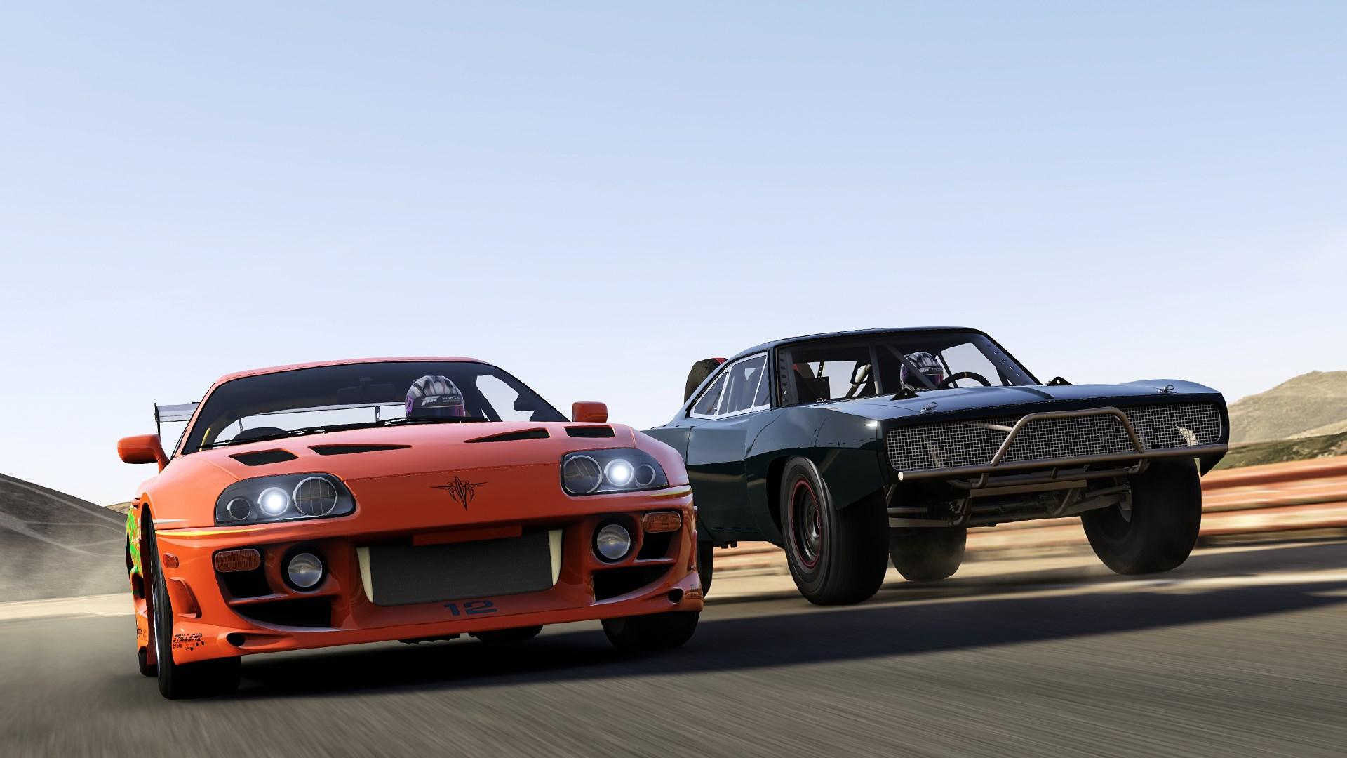 1999 Nissan Skyline GT-R (R34) Fast & Furious Edition