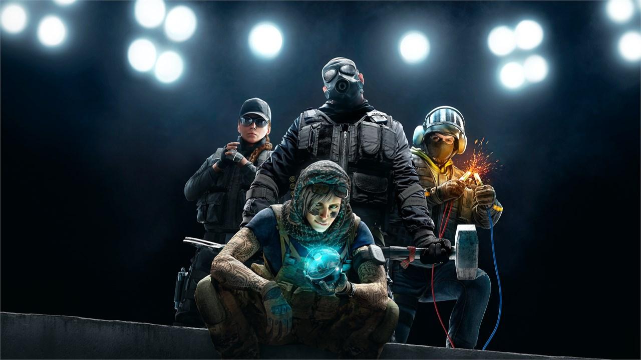 Buy Tom Clancy's Rainbow Six Siege Ultimate Edition