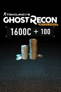 Tom Clancy's Ghost Recon® Wildlands – Small Pack 1700 GR Credits