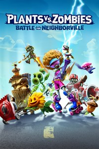 Carátula del juego Plants vs. Zombies: Battle for Neighborville