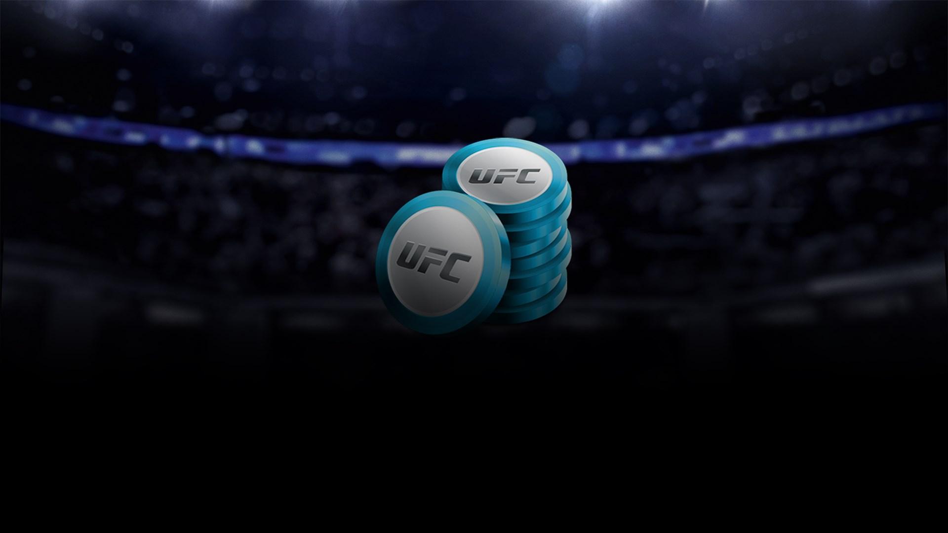 EA SPORTS™ UFC® 3 – 750 UFC POINTS -PISTETTÄ