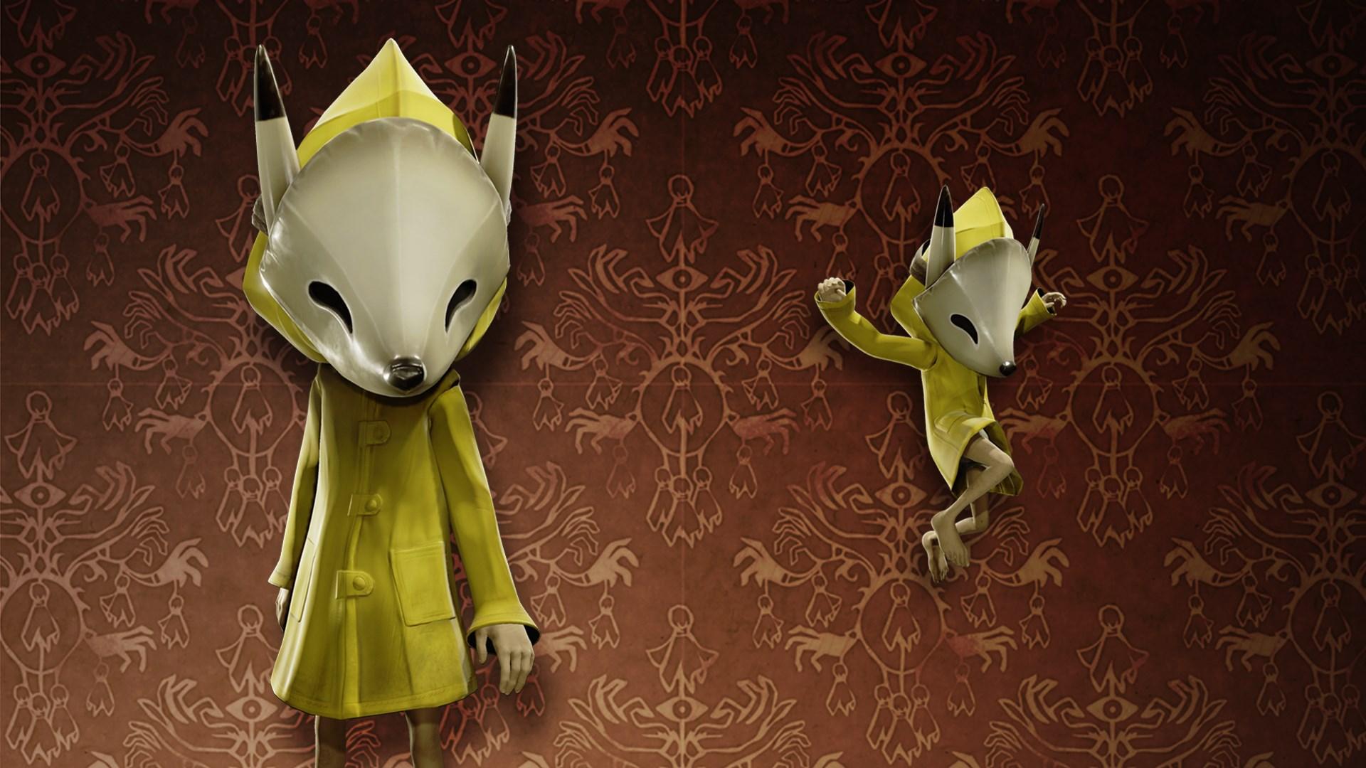 Little Nightmares - Fox Mask