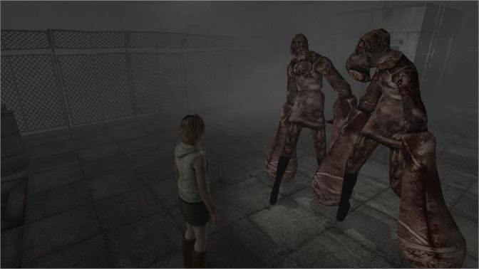 Buy Silent Hill: HD Collection - Microsoft Store