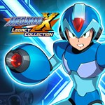 Mega Man X Legacy Collection Logo