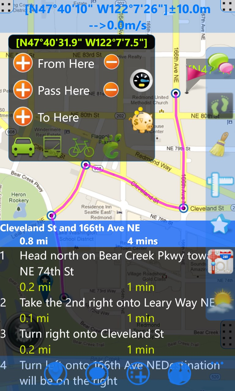 GPS Map+
