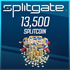 Splitgate - 10,000 Splitcoin (+3,500 Bonus)