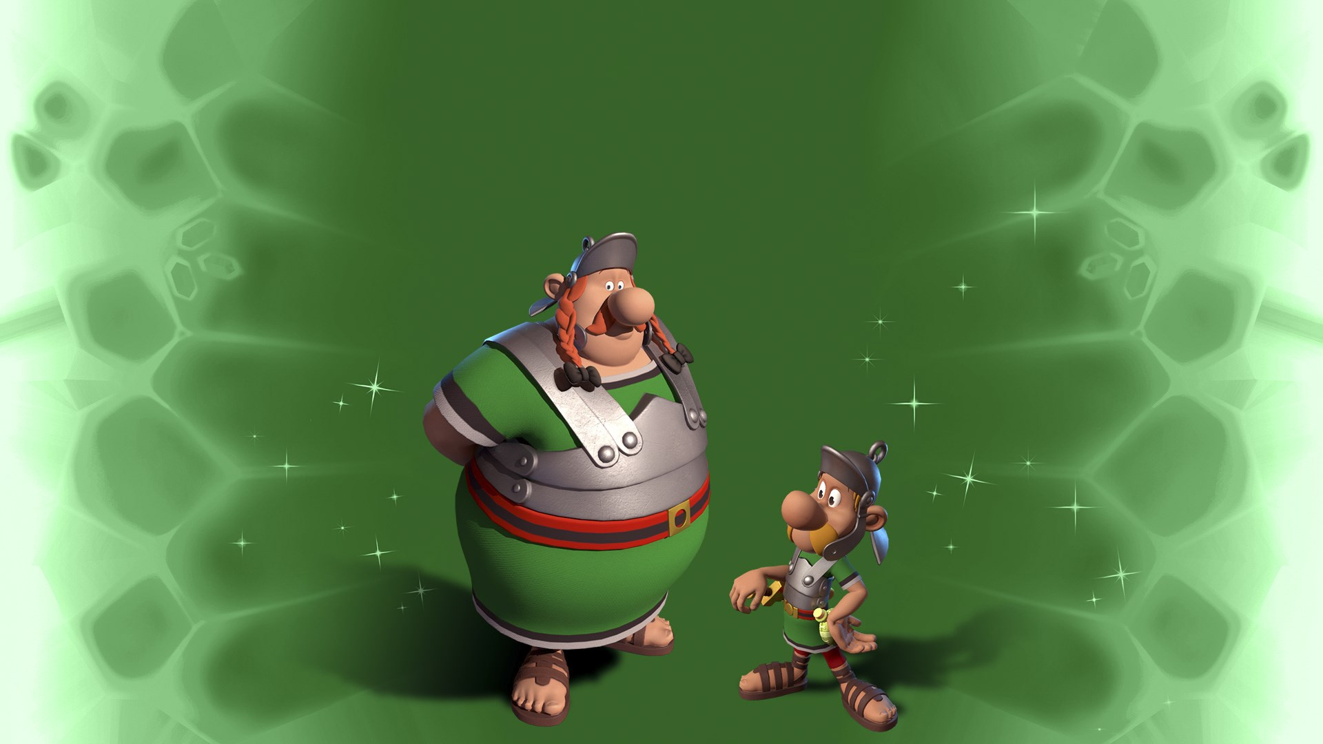 Legionary Outfit - Asterix & Obelix XXL 3