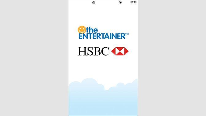 Get HSBC Entertainer - Microsoft Store en-GB