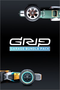 Carátula del juego GRIP: Garage Bundle Pack