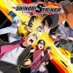 NARUTO TO BORUTO: SHINOBI STRIKER Logo