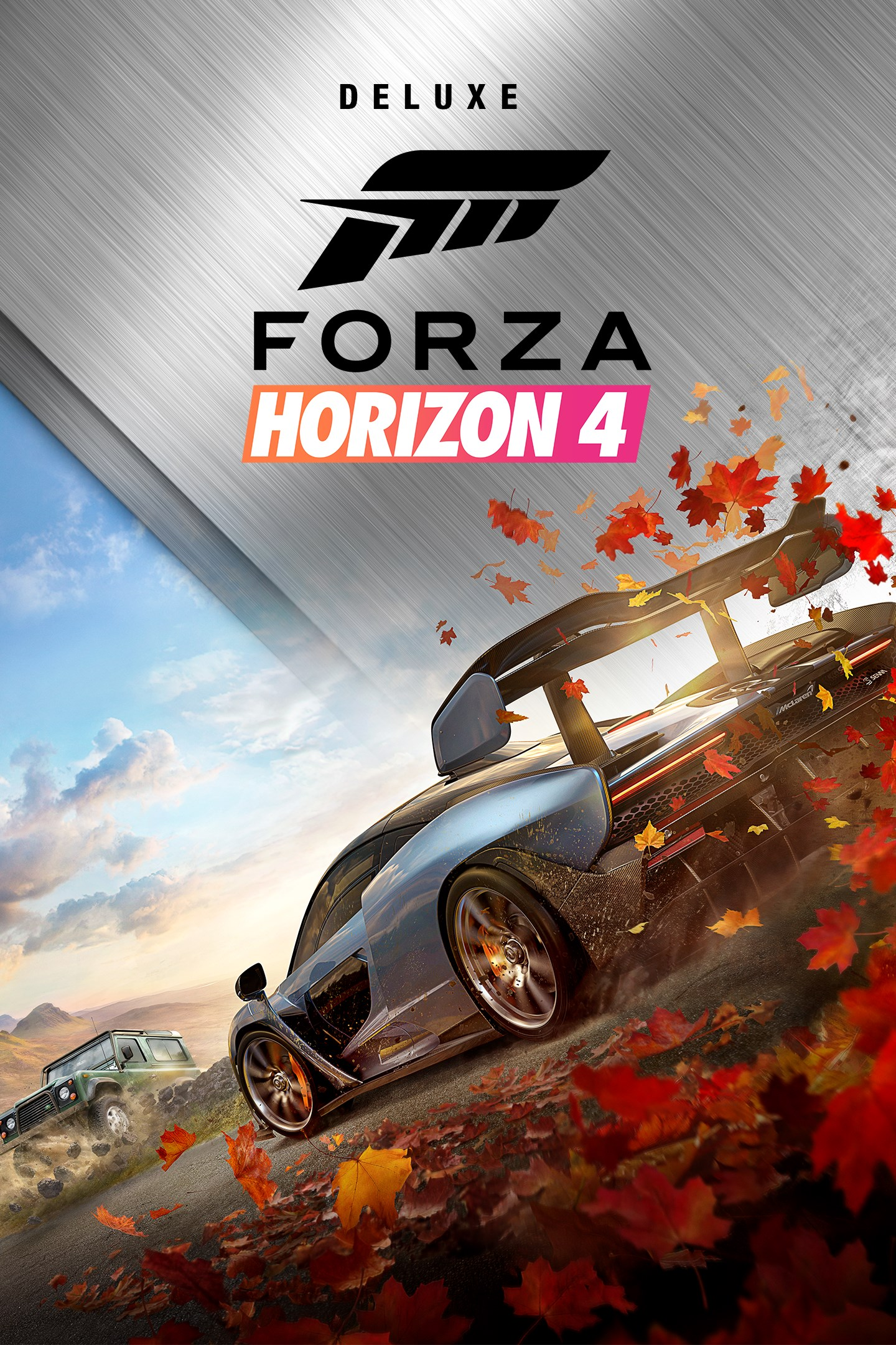 Forza Horizon 4 Deluxe Edition box shot