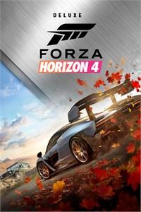 Carátula del juego Forza Horizon 4 Deluxe Edition