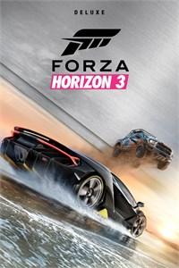 Carátula del juego Forza Horizon 3 Deluxe Edition