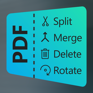 PDF Manager - Merge, Split, Trim