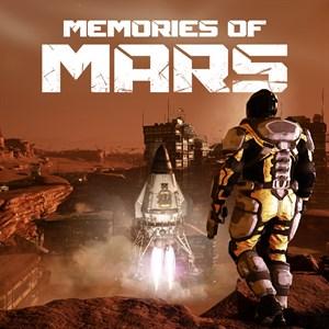 Memories of Mars Xbox One