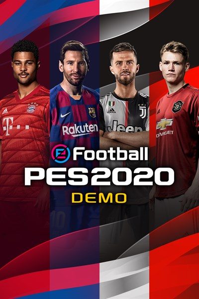 eFootball PES 2020 DEMO