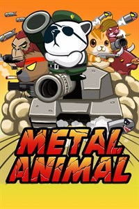 Metal Animals Yell