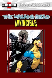 Carátula del juego The Walking Dead / Invincible Expansion Pack