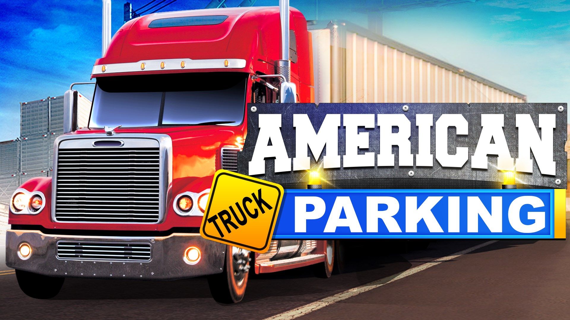 get american truck parking simulator 2018 microsoft store. Black Bedroom Furniture Sets. Home Design Ideas