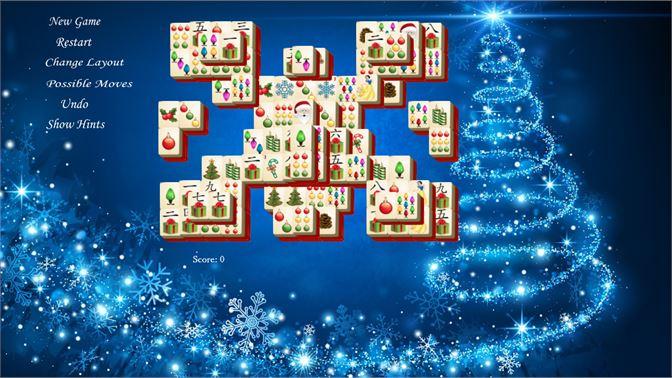 Mahjong Christmas.Get Christmas Mahjong Microsoft Store