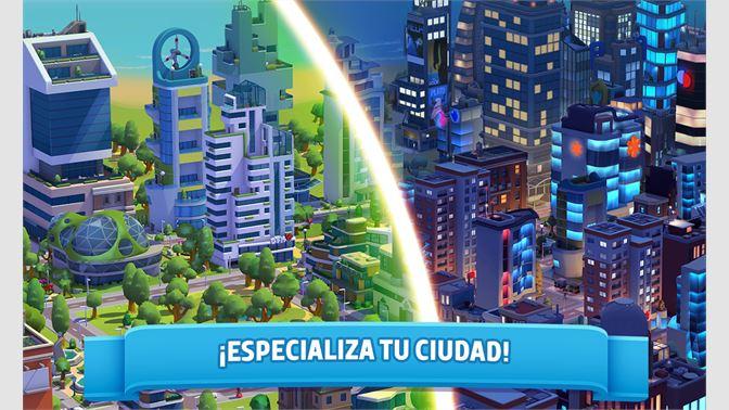Obtener City Mania Construye Tu Ciudad Microsoft Store Es Ar