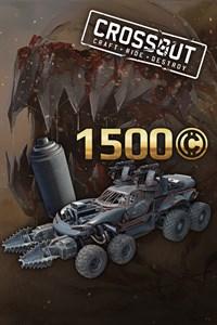 Carátula del juego Crossout - Horsemen of Apocalypse: Famine