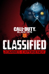 "Call of Duty®: Black Ops 4 - ""Classified"" Zombies Experience"