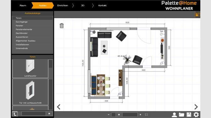 Palette At Home Beziehen Microsoft Store De De