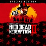 Red Dead Redemption 2: Special Edition Logo