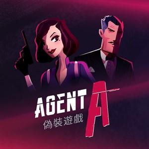 Agent A - 偽裝遊戲 Xbox One