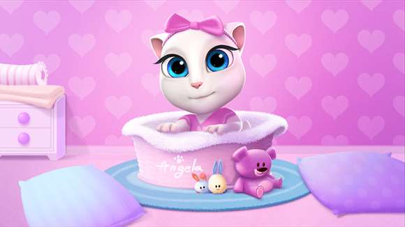 My talking angela download free | My Talking Angela for