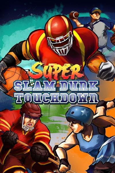 Super Slam Dunk Touchdown