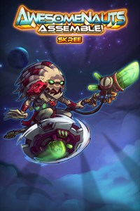 Skree - Awesomenauts Assemble! Personagem