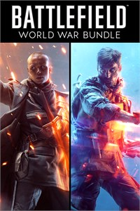 Carátula del juego Battlefield World War Bundle