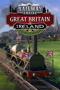 Carátula del juego Railway Empire - Great Britain & Ireland