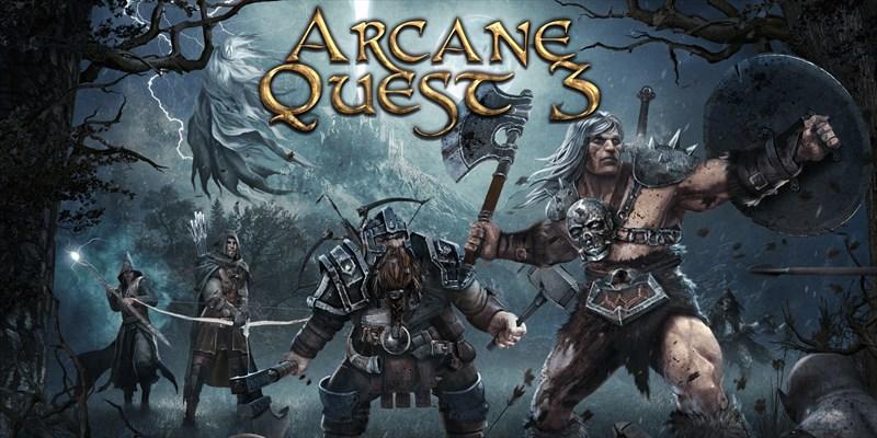 Get Arcane Quest 3 - Microsoft Store