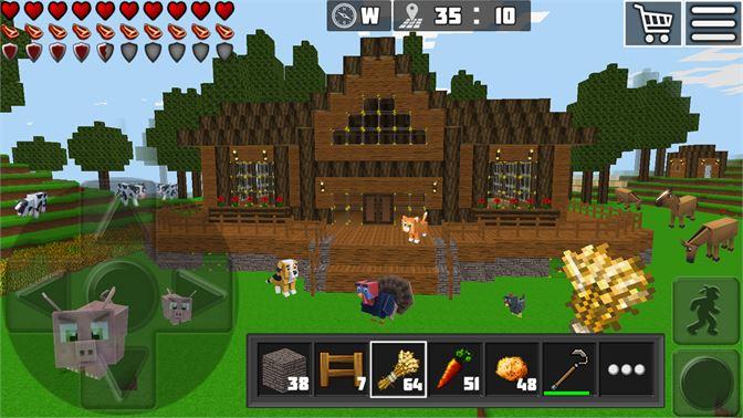 Buy WorldCraft Premium: Mine & Craft - Microsoft Store