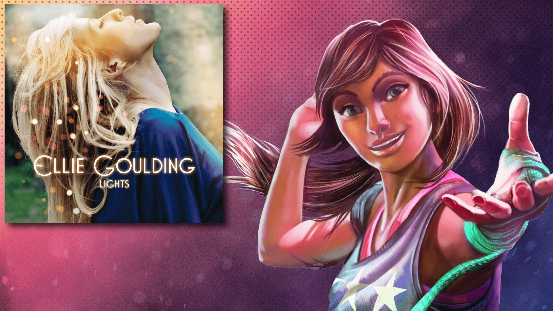 """""""Lights"""" - Ellie Goulding"""