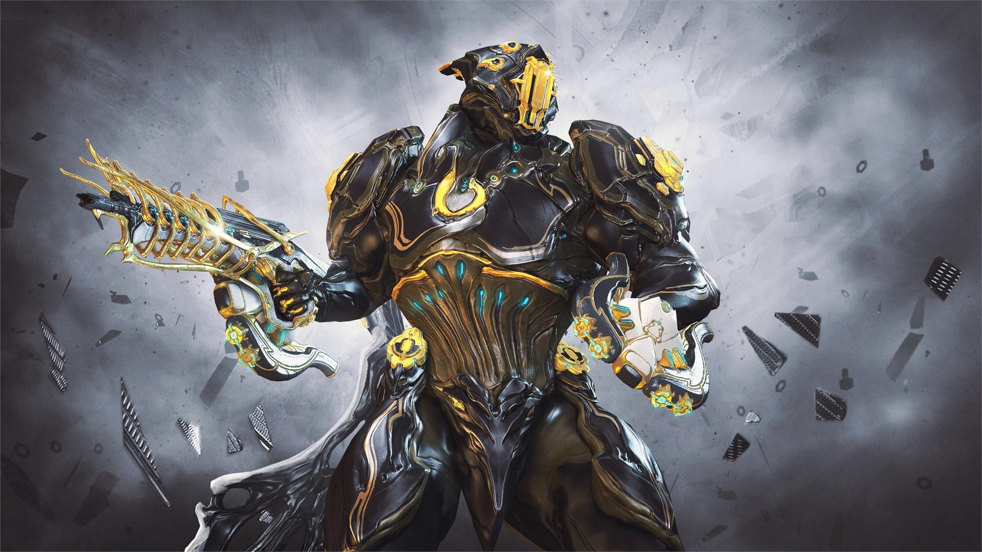 Warframe®: Prime Vault – Rhino Prime Pack